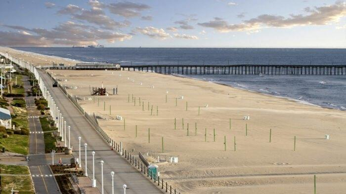 Picture for Walk Or Ride Alongside The Ocean On The 3-Mile Virginia Beach Boardwalk
