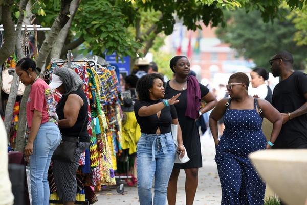 Picture for Out & About: Henry Street Music Festival