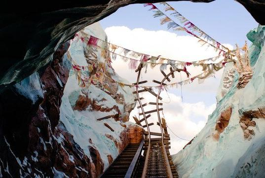 Picture for Joe Rohde Speaks Out on Guests Tossing Hair Ties on Expedition Everest