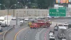 Cover for Road repair expected to shut down lanes of I-75 for hours