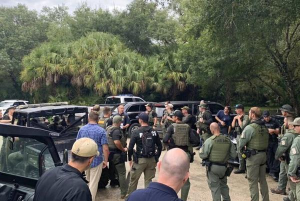 Picture for Brian Laundrie's remains likely found in Florida nature preserve Wednesday, family lawyer says