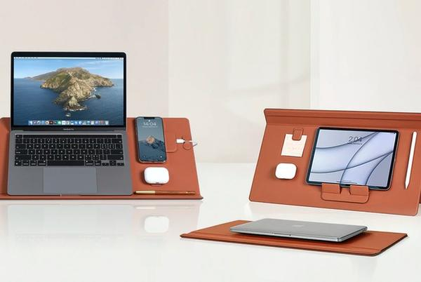 Picture for Organize your desk with the MOFT Smart Desk Mat from $69