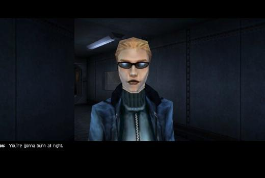 Picture for New, massive Deus Ex mod lets you play as female JC Denton