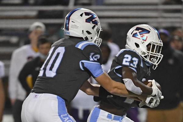 Picture for Check out the High School Football Top 10 for Schools in the Baton Rouge area