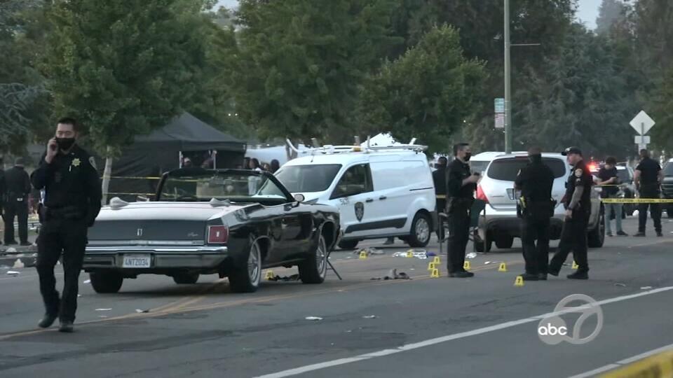 Picture for 1 dead, 6 injured in Lake Merritt shooting; Oakland police investigating motive