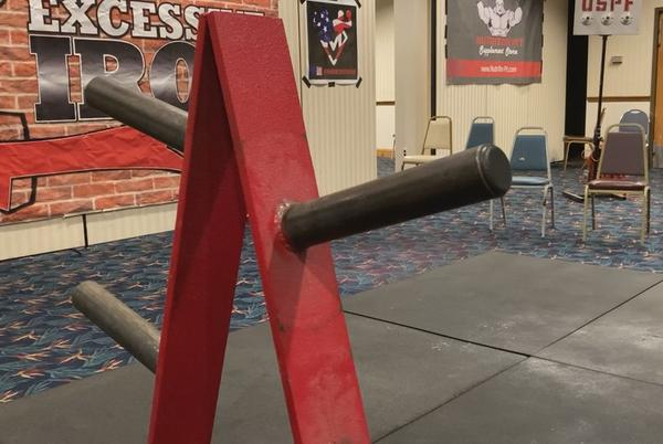 Picture for Powerlifting championships return to Parkersburg