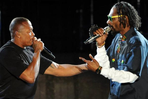 Picture for Snoop Dogg Dubs Dr. Dre 'Our Leader' Days After He's Served Divorce Papers At Grandmother's Funeral