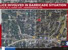 Picture for Barricade situation in Indepenedence