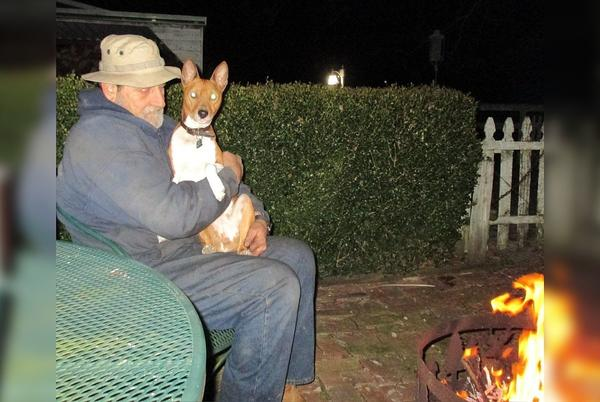 Picture for Ghostly Image Of Deceased Kentucky Dog Shows Up In Bonfire Flames