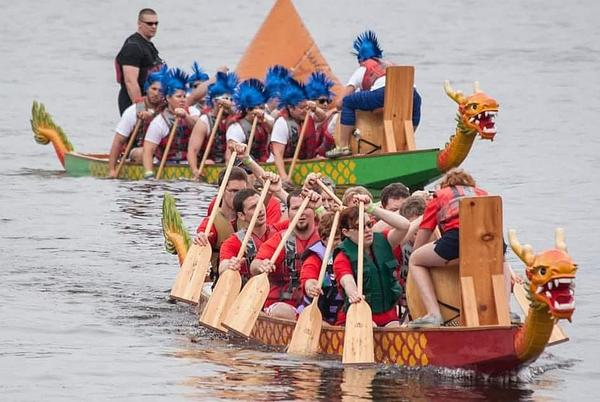Picture for Global Water Festival In Grand Rapids Sets Schedule For Saturday Events Including Dragon Boat Races