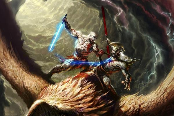 Picture for God of War PC means the platform wars are over, boy