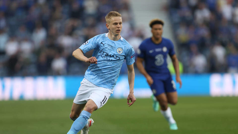 Picture for Man City Stance on Oleksandr Zinchenko, Benjamin Mendy, Nathan Ake, and Joao Cancelo Revealed Amid Left-Back Rumours