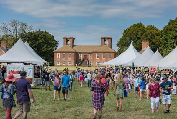 Picture for Stratford Hall Wine & Oyster Festival postponed until April