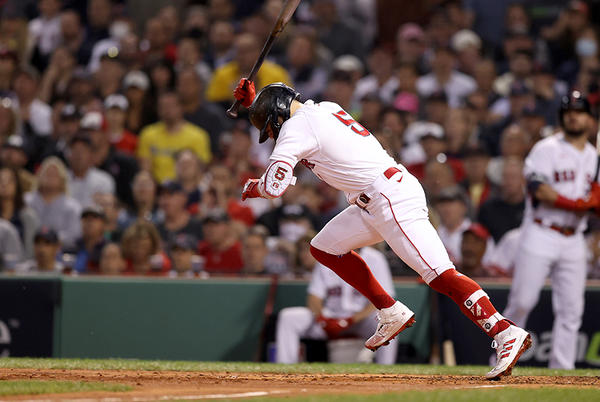 Picture for Red Sox Bats Go Ice Cold In Game 5 Of ALCS