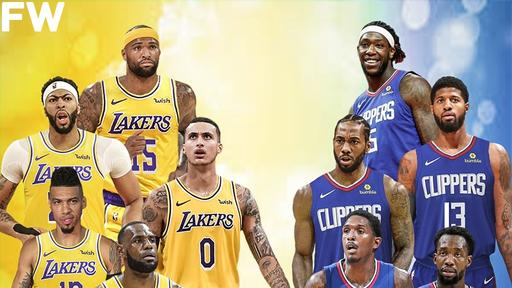 The Game Everyone Wants To Watch Los Angeles Lakers Vs Los Angeles Clippers News Break