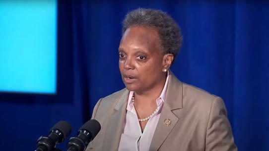 """Cover for Mayor Lori Lightfoot to keep Chicago gangs under control by suing them: """"After their money"""""""