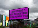 Picture for Douglas Coupland brings his prophetic slogans to Vancouver's billboards
