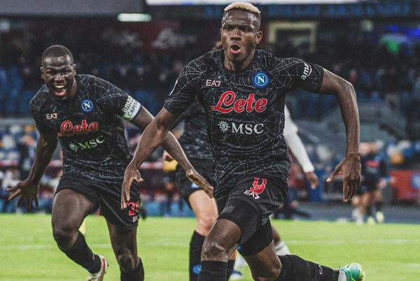 Picture for 'Napoli will not stop' – Osimhen sends warning to Serie A rivals after Torino win