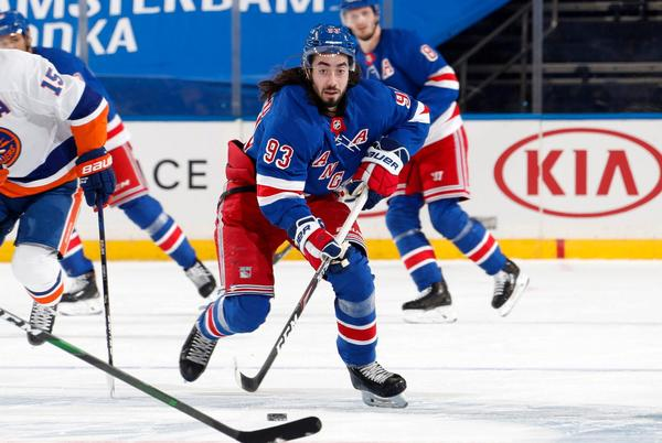 Picture for 10 questions facing the NY Rangers as they open training camp for the 2021-22 season