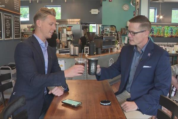 Picture for Coffee with the Candidates: Austin Love sits down with Cleveland mayoral hopeful Kevin Kelley