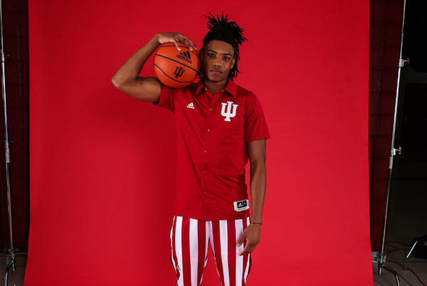 Picture for Jakai Newton, 2023 four-star, commits to Indiana