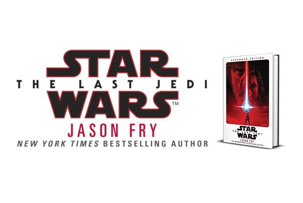 Picture for 'The Last Jedi' Novelization Author On the Writing Process, the Movie, and Actors' Takes on Character Arcs