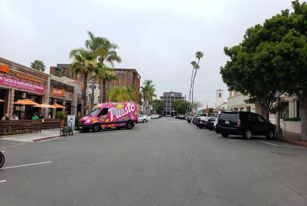 Picture for Plans for 'Walk on Wall' street fair are 'discontinued,' La Jolla merchants exec says