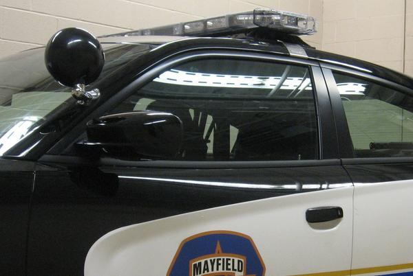 Picture for Landscapers share words with complaining neighbors: Mayfield Village Police Blotter