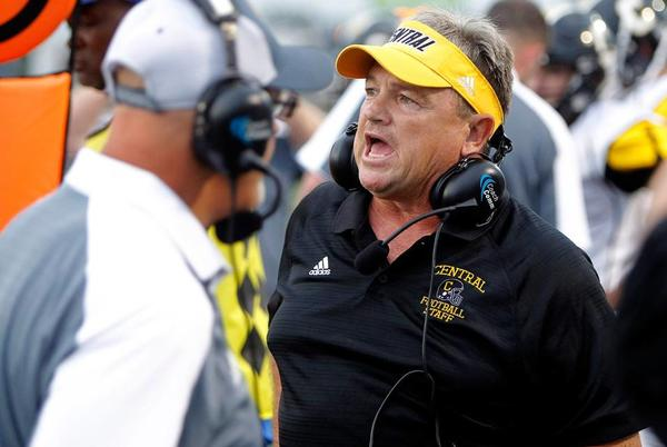 Picture for 'We're heartbroken.' Johnson Central football coach dies from COVID-19 complications.