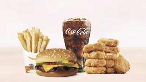 People On Twitter Can T Get Over The Insane Amount Of Food You Can Get At Burger King For Just 2 News Break