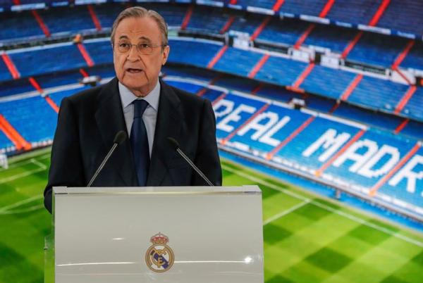 Picture for Real Madrid deny reports of leaving LaLiga for Premier League switch