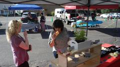 Cover for Jefferson County Farmers Market offers variety of items