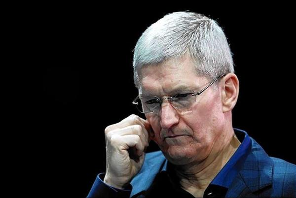 Picture for Tim Cook scolded Apple employees for leaking confidential information. Ironically, the letter was leaked to the media.