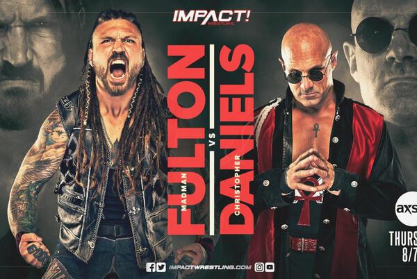 Picture for Christopher Daniels vs. Madman Fulton Announced For 9/30 IMPACT Wrestling