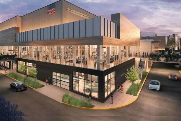 Picture for Planning Commission OKs luxury car service center at Tysons Galleria