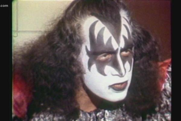 Picture for The Vault: Iconic group Kiss' rocks Freedom Hall in 1979