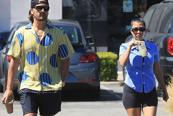 Picture for Scott Disick Shares A Photo Of His 'Baby' In 1st Instagram Post Since Kourtney's Engagement