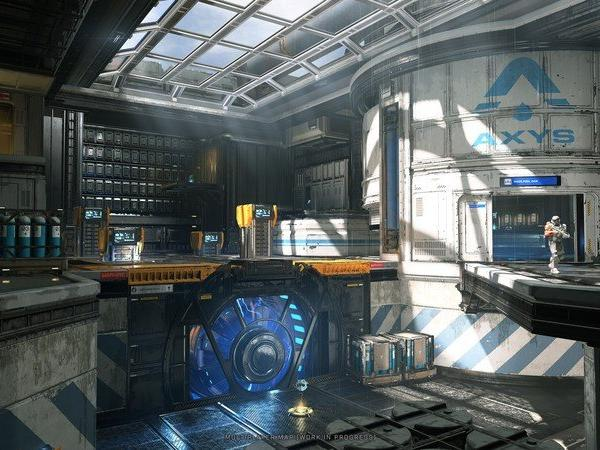 halo-infinite-beta-adds-recharge-map-and-harder-difficulty-bots