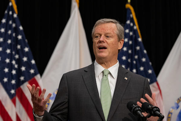 Picture for Time for Baker to Abandon Massachusetts Gas Tax Hike [OPINION]