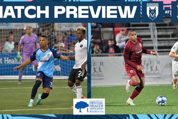 Picture for FORWARD LOOK TO END THE SEASON ON A HIGH NOTE WHEN CHATTANOOGA COMES TO TOWN
