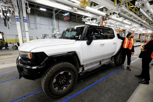 Picture for GM Is Halting Production at Nearly All North America Assembly Plants