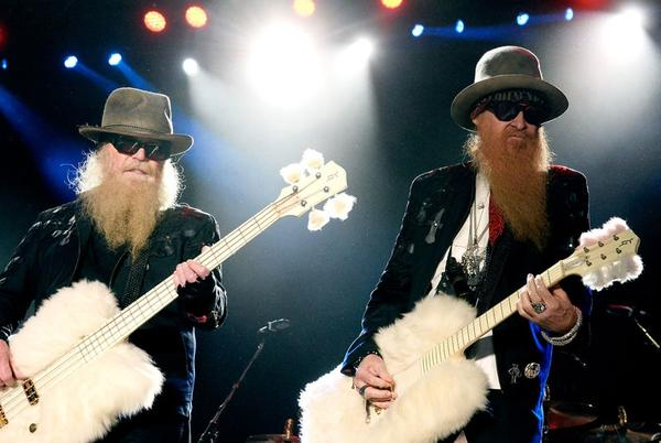 Picture for Dusty Hill, ZZ Top bassist, dead at 72