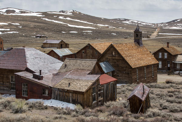 Picture for Receded Reservoir Uncovers Ghost Town in Utah During Drought