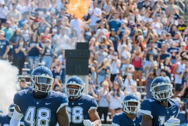 Picture for UConn football to face Wyoming
