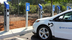 Cover for Grants go to electric vehicle chargers in 7 Alabama counties