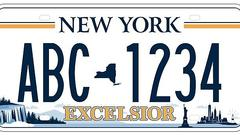 Cover for New York State License Plates Have One Unique Fact That Is Quite Remarkable