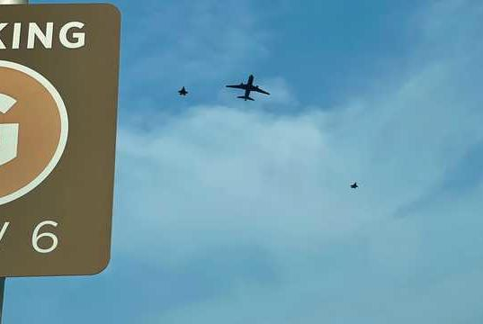 Picture for Japanese Defense Ministry alleges Russian plane violates its airspace
