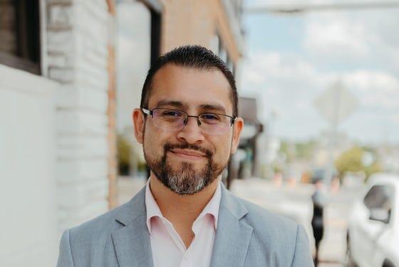 Picture for Garcia seeking Boyle's Douglas County Board seat