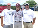 Picture for Former Schley County baseball star Chase Patrick is headed to the CWS