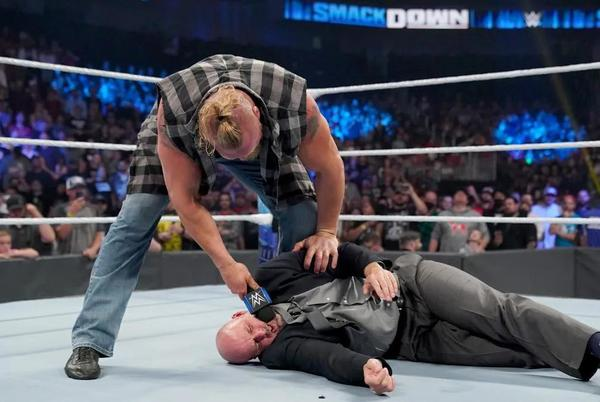 Picture for WWE SmackDown Viewership And Key Demo Rating For The Post-Crown Jewel New Era Episode